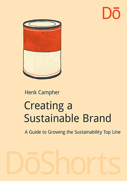 Cover 'Creating a Sustainable Brand'